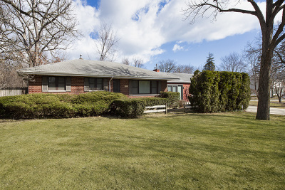 Deerfield Single Family Home For Sale: 1232 Linden Avenue