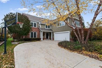 Wheaton Single Family Home For Sale: 25w474 Flint Creek Drive