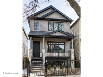 Single Family Home For Sale: 2520 North Campbell Avenue