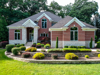 Bourbonnais Single Family Home For Sale: 1605 Waterford Place