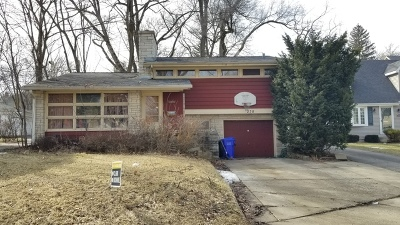 Glen Ellyn Single Family Home Contingent: 238 May Avenue