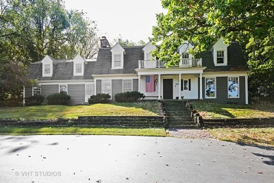 West Dundee Single Family Home Contingent: 35w111 Duchesne Drive