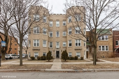 Condo/Townhouse For Sale: 2654 West Lunt Avenue #1
