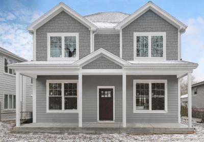 Glencoe Single Family Home For Sale: 356 Jefferson Avenue