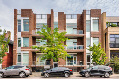Condo/Townhouse For Sale: 2140 West Armitage Avenue #4W