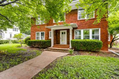 Aurora Single Family Home Price Change: 811 Garfield Avenue
