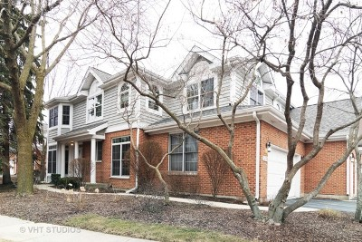 Glen Ellyn Condo/Townhouse New: 2s758 Lakeside Drive