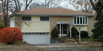 Mount Prospect Single Family Home For Sale: 1925 East Yuma Lane