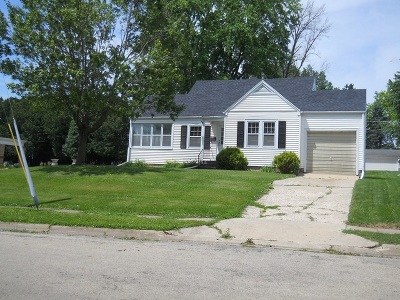 Ogle County Single Family Home For Sale: 612 West Mason Street