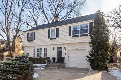 Hinsdale Single Family Home For Sale: 314 Ravine Road