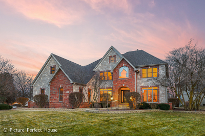 Naperville IL Single Family Home For Sale: $770,000