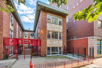 Chicago Multi Family Home For Sale: 305 West 23rd Street