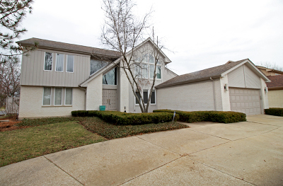 Deerfield Single Family Home For Sale: 1480 Country Lane