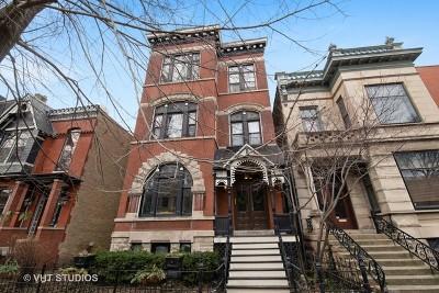 Chicago Condo/Townhouse For Sale: 2034 North Seminary Avenue #1