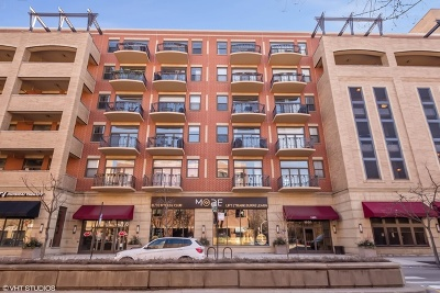 Condo/Townhouse For Sale: 1301 West Madison Street #407