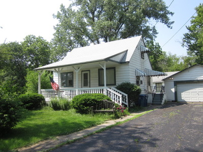 Du Page County Single Family Home For Sale: 114 79th Street