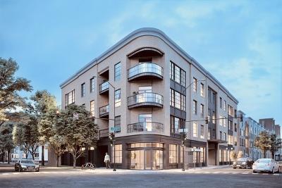 Condo/Townhouse For Sale: 3808 North Lincoln Avenue #304