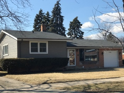 Lombard Single Family Home For Sale: 708 South Ahrens Avenue