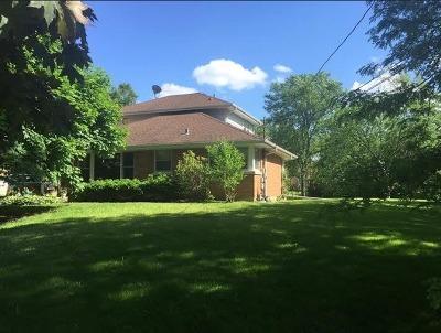 Burr Ridge Single Family Home For Sale: 208 West 59th Street