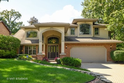 Orland Park Single Family Home Price Change: 14912 Westwood Drive