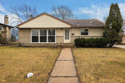 Glenview Single Family Home New: 2811 Pauline Avenue