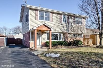 Niles Single Family Home New: 8263 North Washington Street