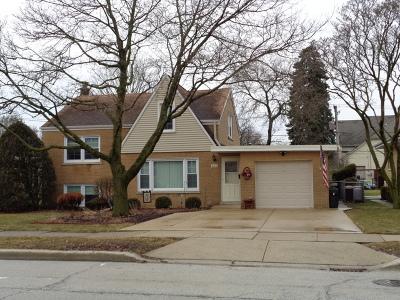 La Grange Park Single Family Home New: 816 Kemman Avenue