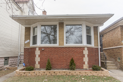 Chicago IL Single Family Home Contingent: $212,900