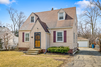 Elmhurst Single Family Home For Sale: 196 North Glade Avenue