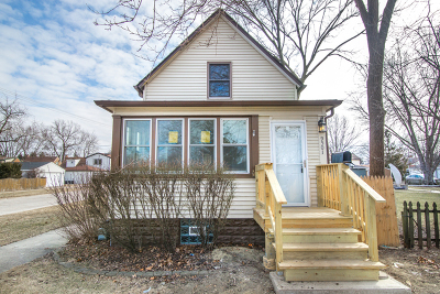 Brookfield Single Family Home New: 9501 Jackson Avenue