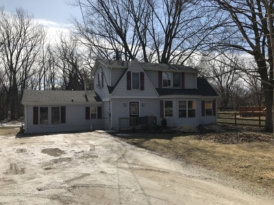Warrenville Single Family Home For Sale: 29w609 Butterfield Road
