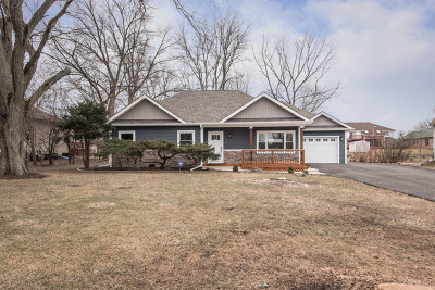 Homewood Single Family Home New: 3303 185th Place