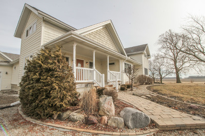Single Family Home For Sale: 32186 East 2700 North Road