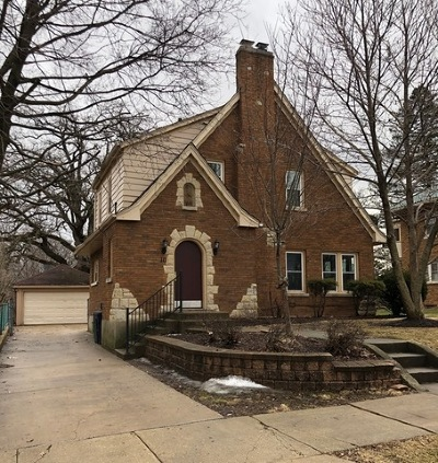 Elgin Single Family Home For Sale: 111 Hamilton Avenue