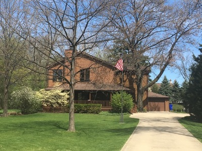 Wheaton Single Family Home For Sale: 1501 East Forest Avenue