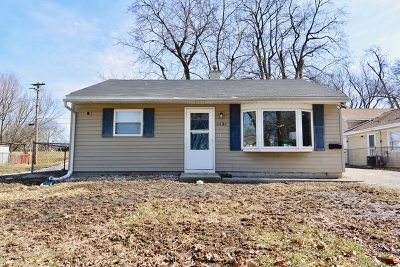 Bloomington Single Family Home For Sale: 1121 North State Street