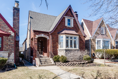 Single Family Home For Sale: 1804 North New England Avenue