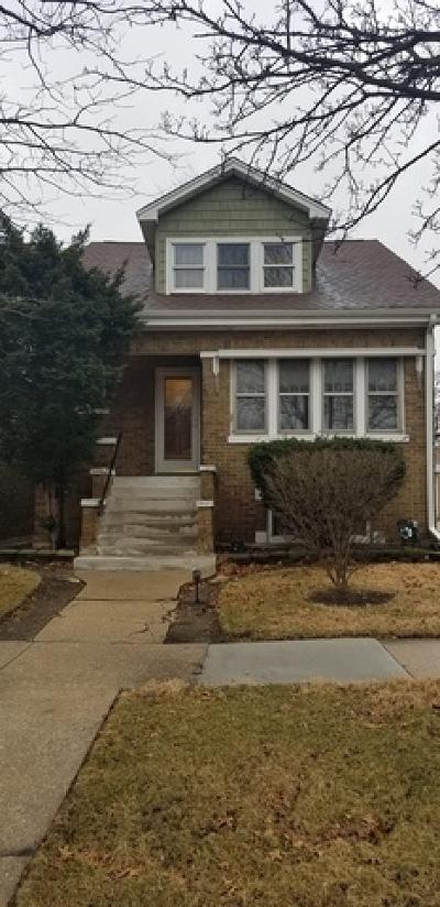 Brookfield Single Family Home New: 3830 Raymond Avenue