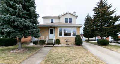 Oak Lawn Single Family Home For Sale: 4613 West 102nd Street