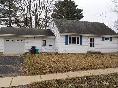 Ogle County Single Family Home For Sale: 915 16th Street
