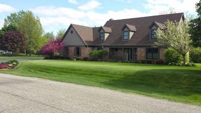 Marengo Single Family Home For Sale: 18715 Pinon Trail