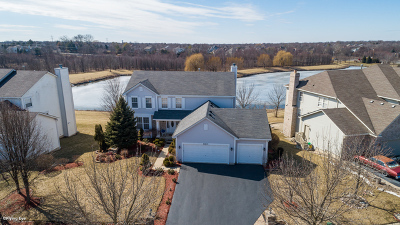 Naperville Single Family Home For Sale: 3303 Timber Creek Lane
