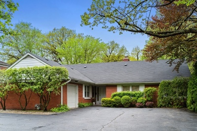 Highland Park Single Family Home For Sale: 236 Sheridan Road