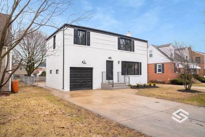 La Grange Park Single Family Home New: 839 Homestead Road