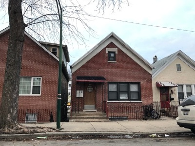 Chicago Multi Family Home Contingent: 2945 South Quinn Street