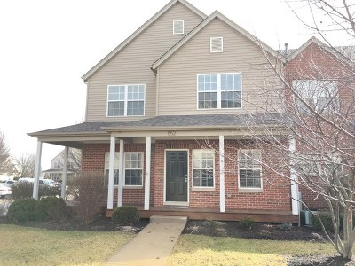 Sycamore Condo/Townhouse New: 552 Clayton Circle #1