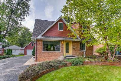 Wheaton Single Family Home For Sale: 1006 Lyford Lane