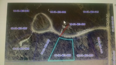 Ogle County Residential Lots & Land For Sale: Lot 3 East Orchid Lane