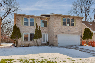 Downers Grove Single Family Home For Sale: 1123 63rd Street