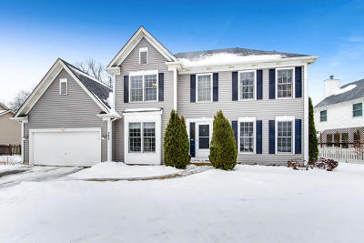 North Aurora Single Family Home For Sale: 502 Sharon Lane